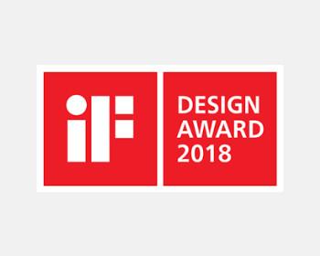 iF Design Award 2018 для линии «Пастель»